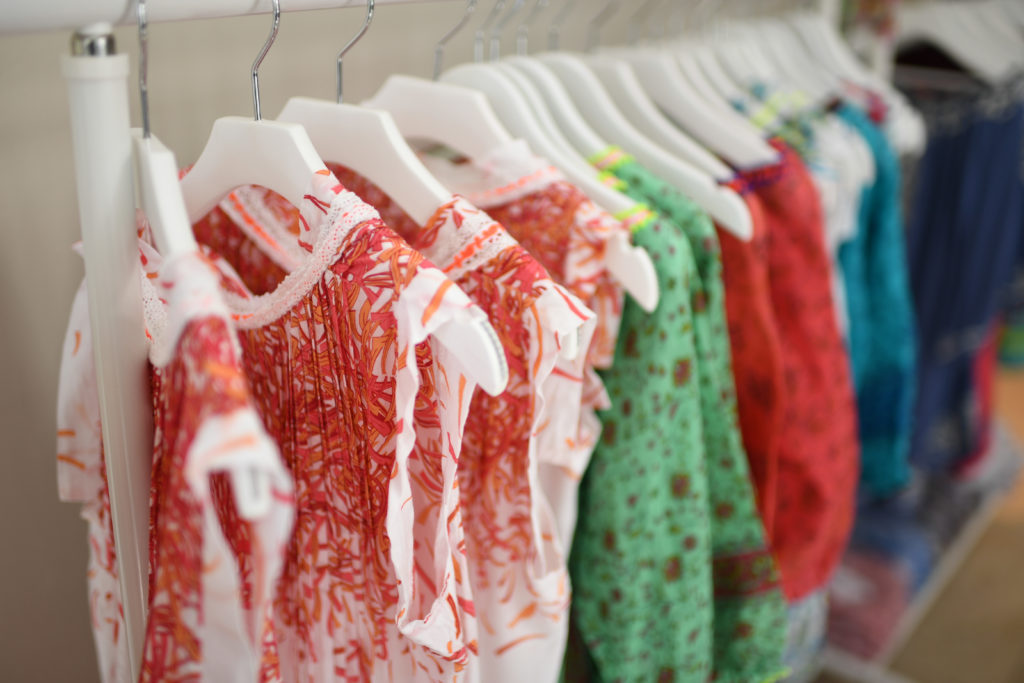 Poupette St Barths kids clothing. Made in france and sold at InTwo Event