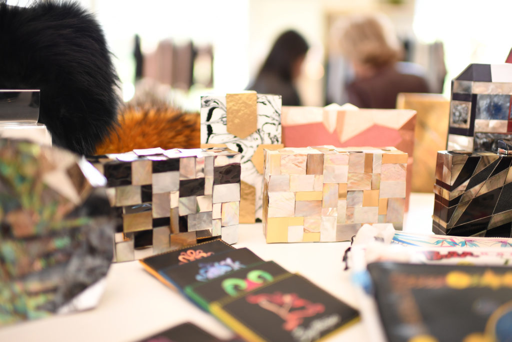 Emm Kuo bags by Emmaline Ranzman from MAnhattan. Sold at In2, In2Shop, In2ShopHouston event by Alexandra Bruskoff & Natasha Parvizian Gorgue, Handbags, bags, shopping, texas, houston