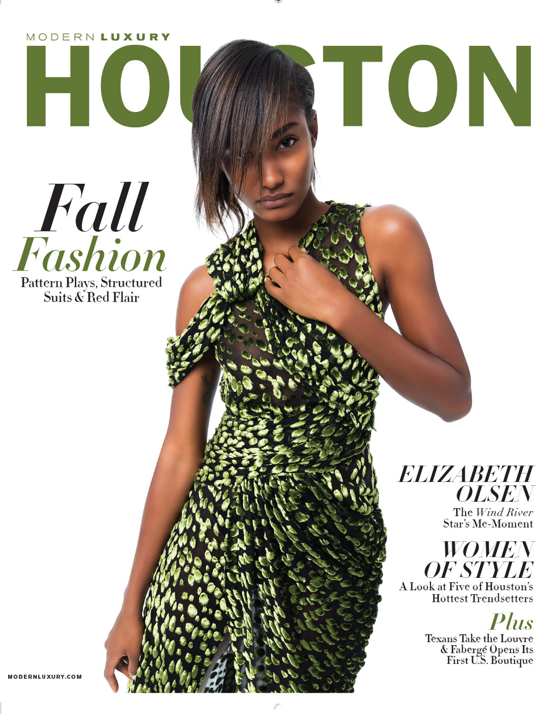 Modern luxury Houston magazine featured intwo, In2 or In2shop or In2ShopHouston by alexandra bruskoff & natasha parvizian gorgue